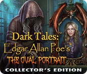 Dark Tales: Edgar Allan Poe's The Oval Portrait Collector's Edition