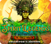 Spirit Legends: The Forest Wraith Collector's Edition